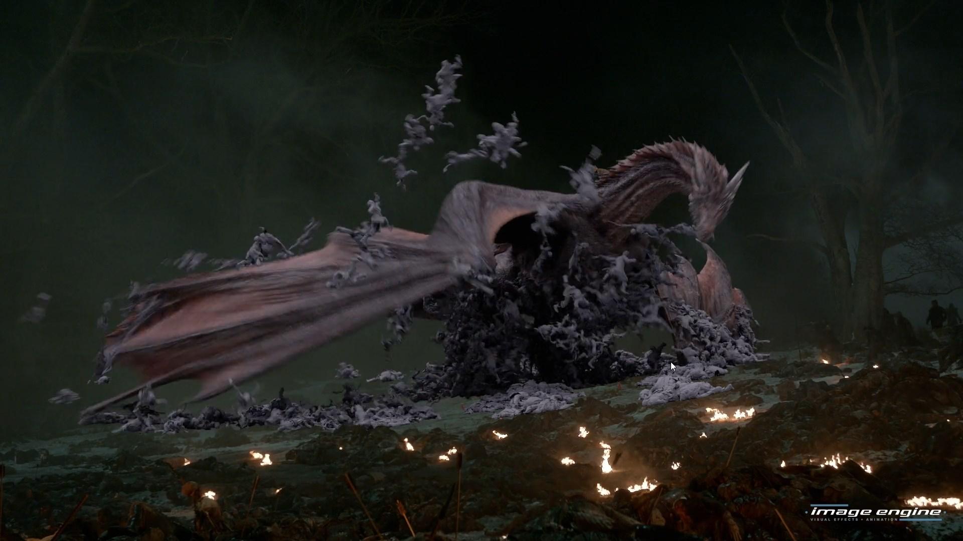 Game of Thrones Season 8 VFX Breakdown