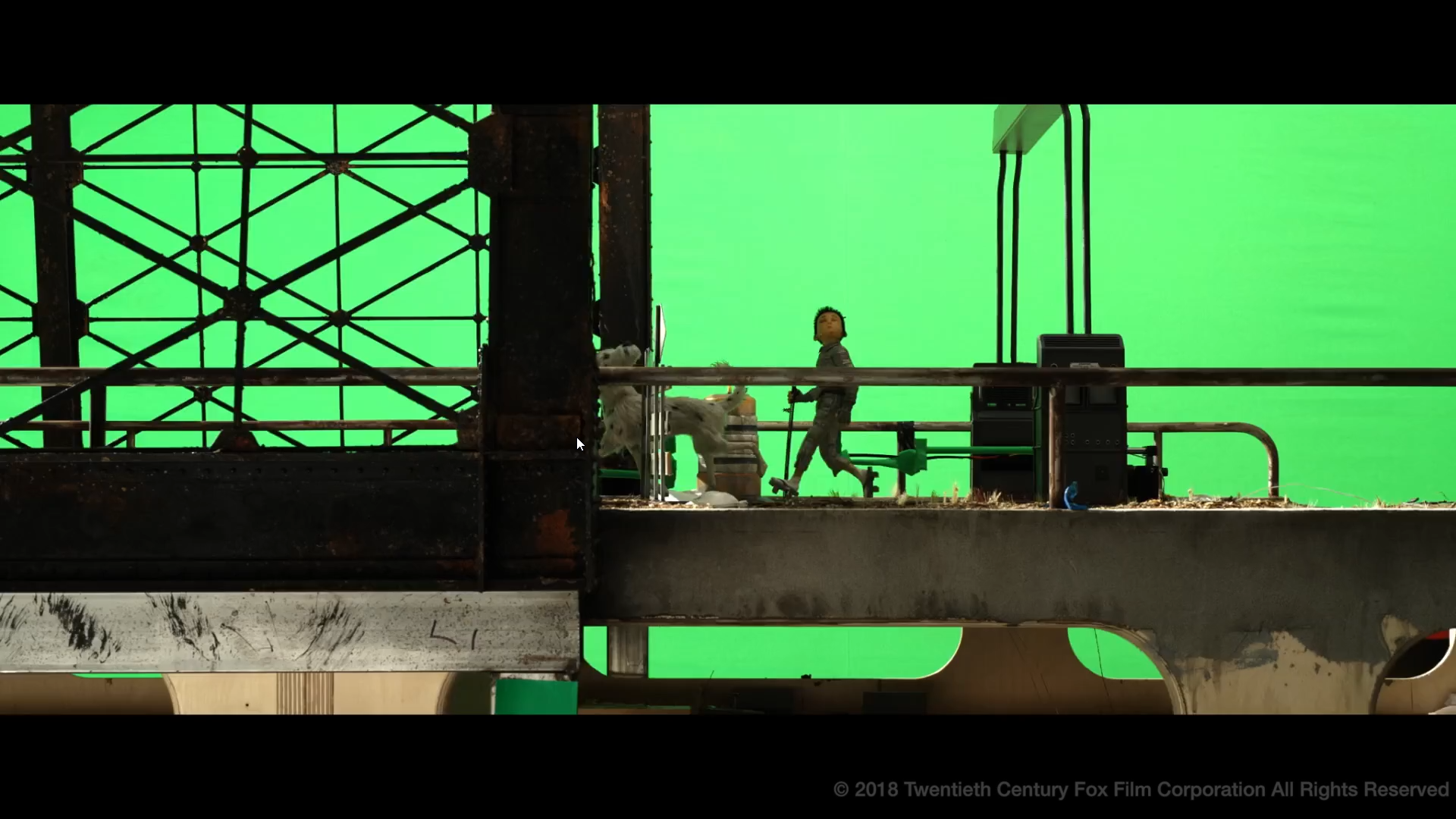 Isle of Dogs VFX Breakdown