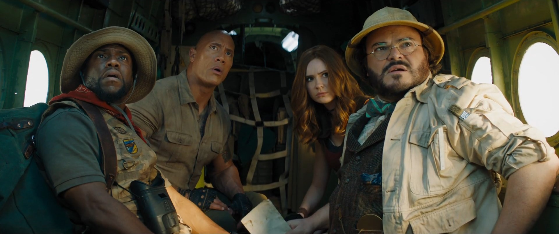 Jumanji: The Next Level Official Trailer