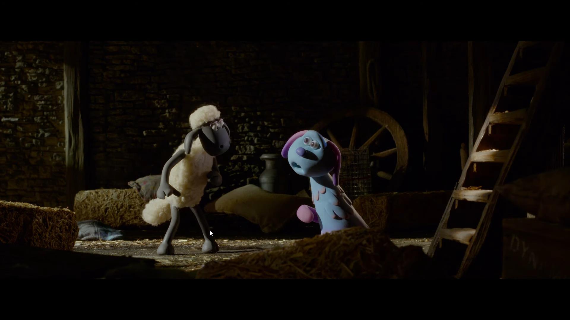 A Shaun The Sheep Movie: Farmageddon Official Trailer 2