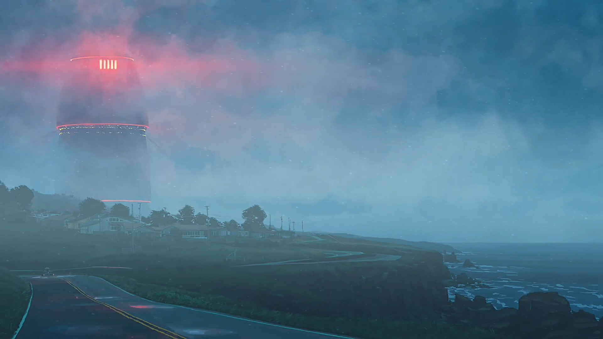 The Electric State by Simon Stalenhag Animated