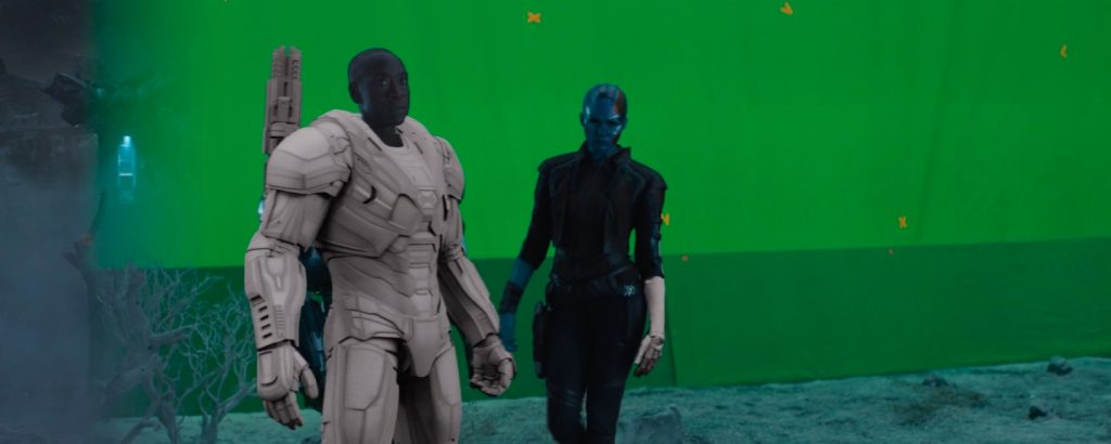 Avengers: Endgame VFX Breakdown Reel by Cinesite