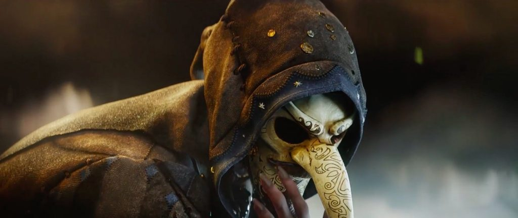 Axis Creature & Characters Reel axisVFX