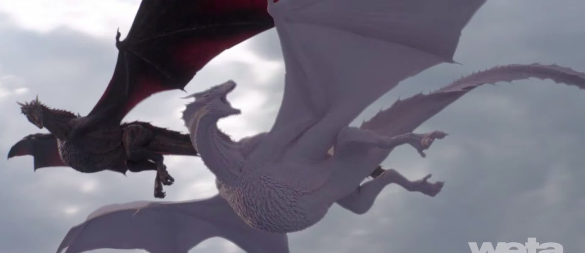 Game of Thrones - Season 8 VFX Breakdown by Weta Digital