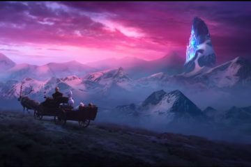 Frozen2 New international Trailer