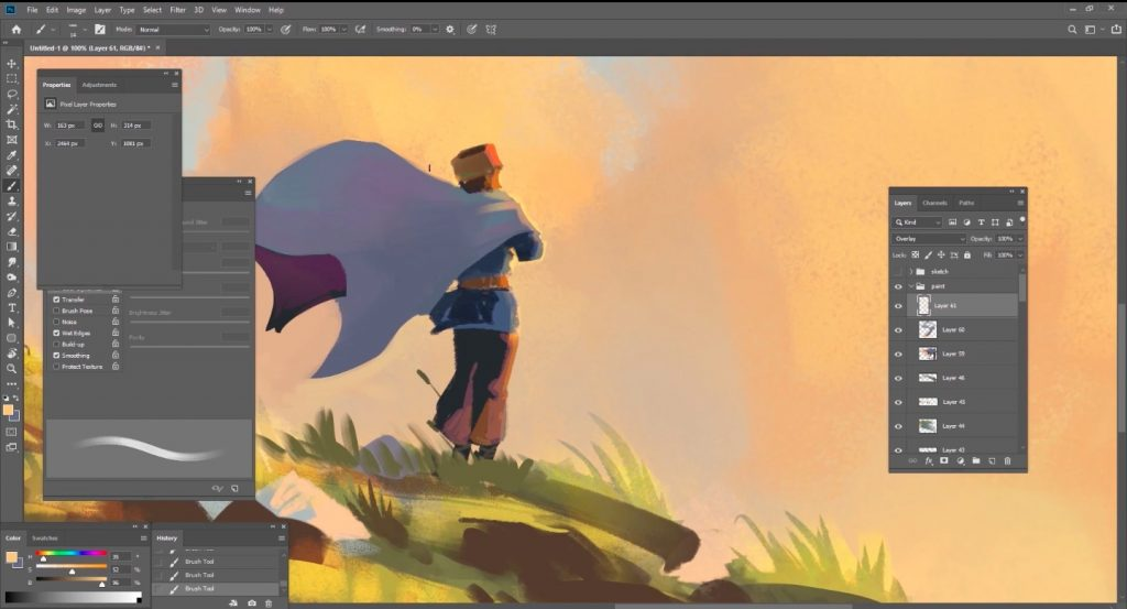Making Of Wind Rises by Tuomas Korpi