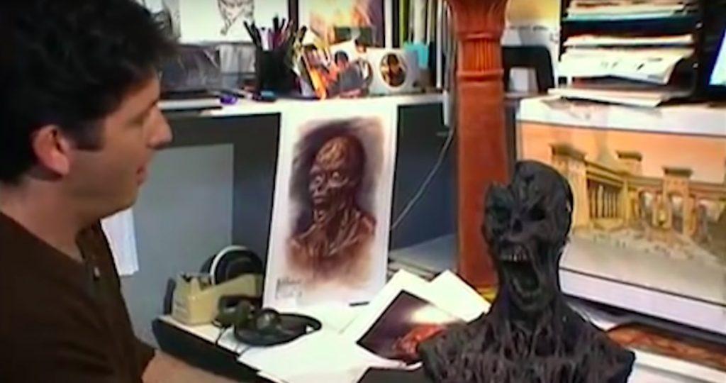 Making of The Mummy - Breakdown by Allan McKay