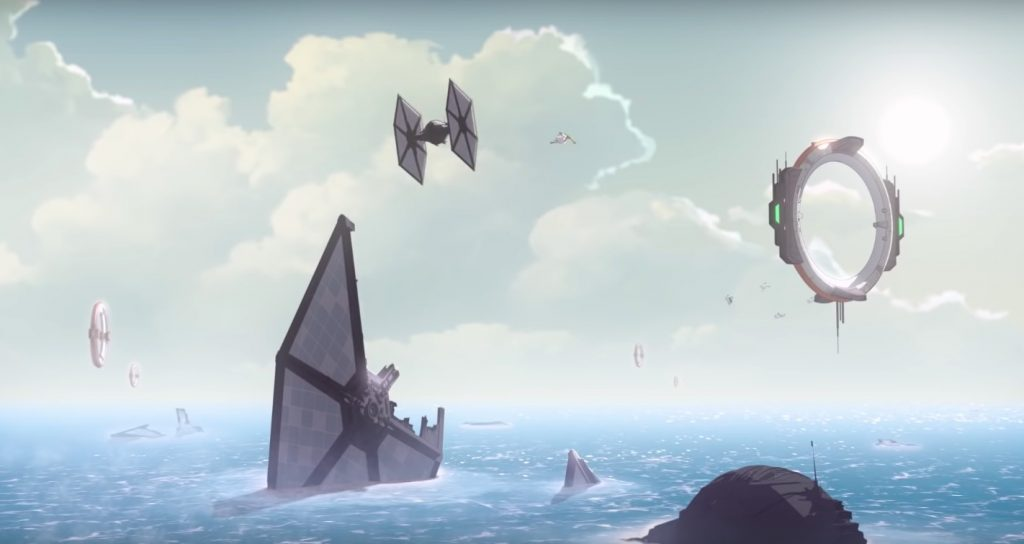Star Wars Resistance - Into the Unknown