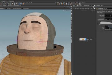 Using VEX for character rigging