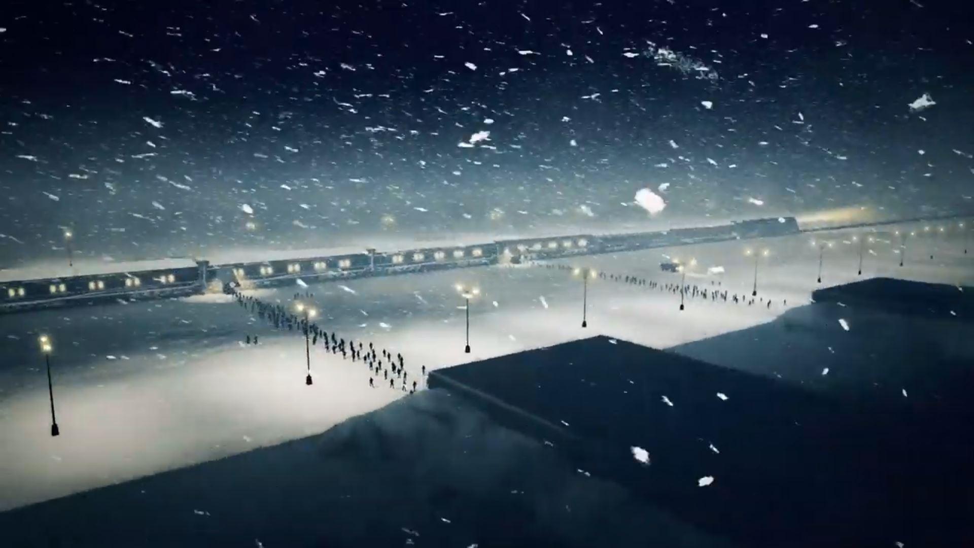 Snowpiercer Animation Teaser