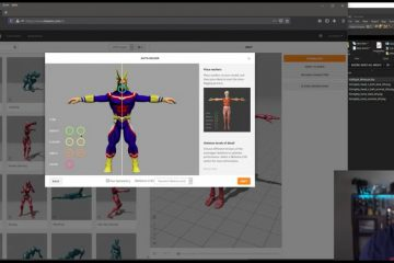 Animate your 3D Character for AR using Cinema 4D, Mixamo and Adobe Aero