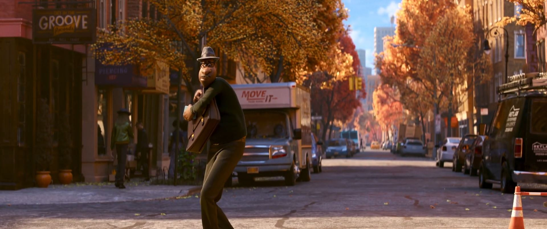 Pixar's Soul First Official Trailer