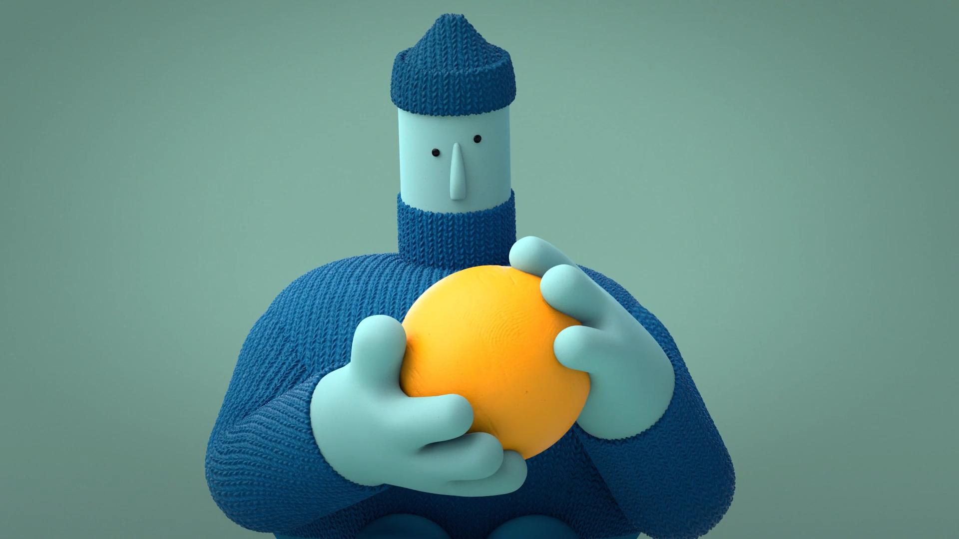 Animated Short: The Idea