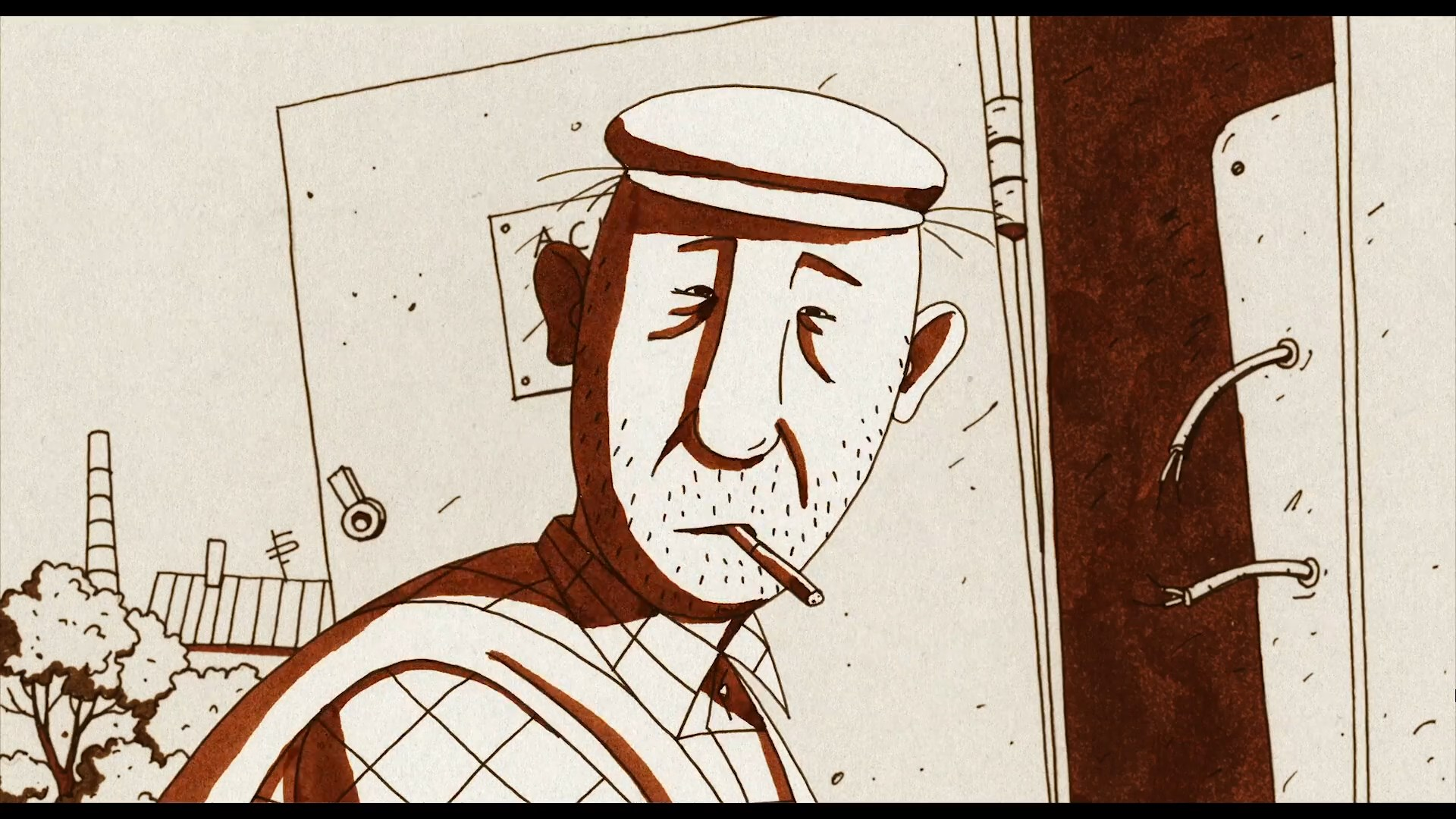 Animated Short: Electrician's Day