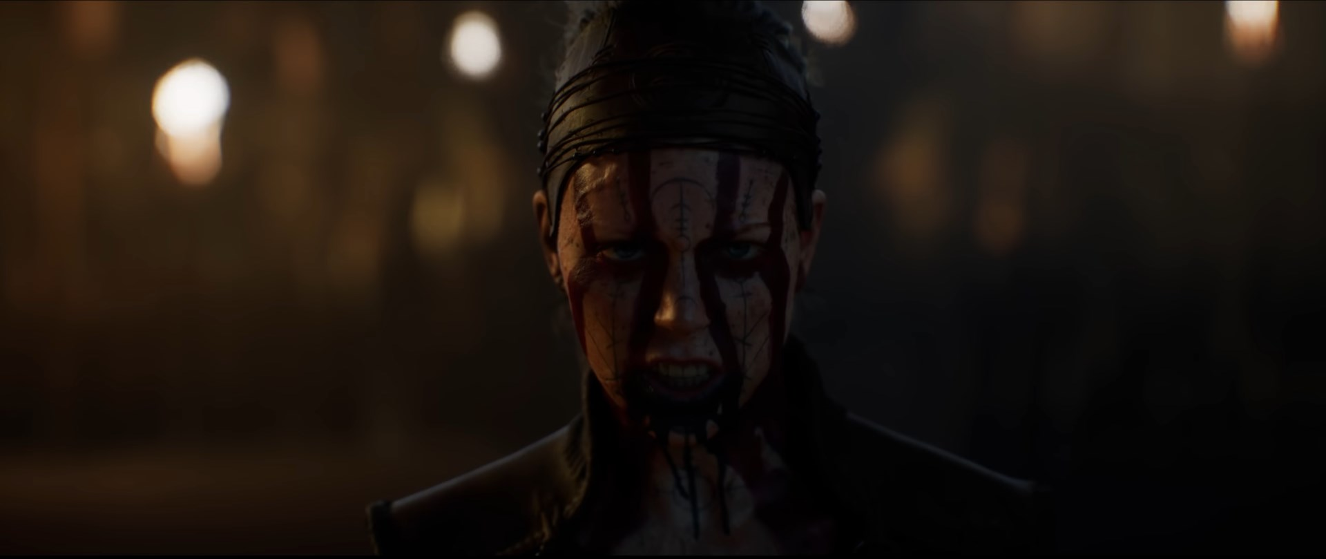Senua's Saga: Hellblade II Announcement Trailer