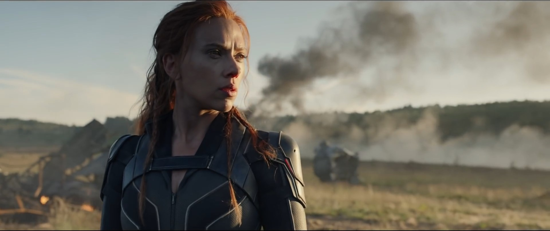 Marvel Black Widow First Official Trailer