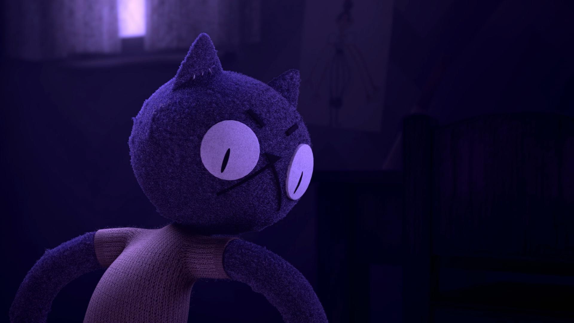 Animated Short: Stuffed