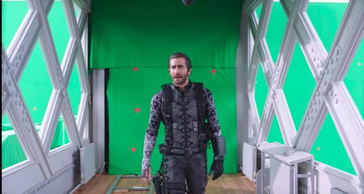Making of Spider-man Far From Home Drones Sequence