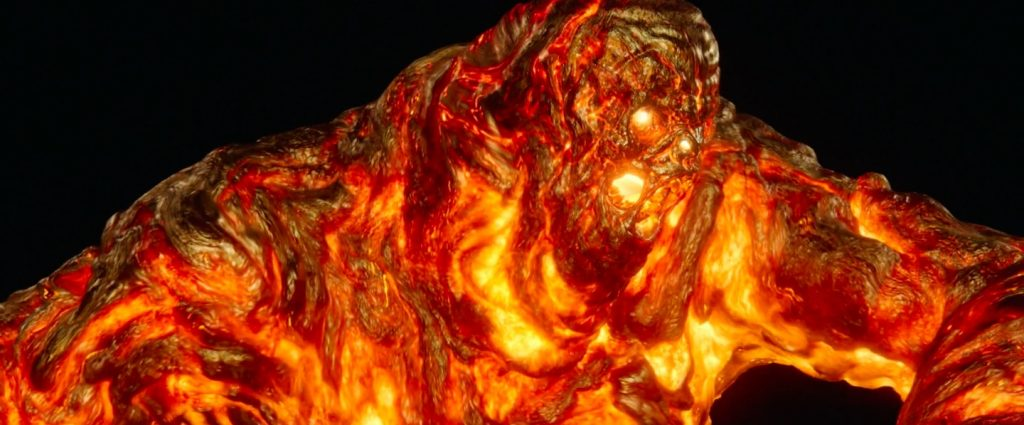 Molten Man and Cyclone