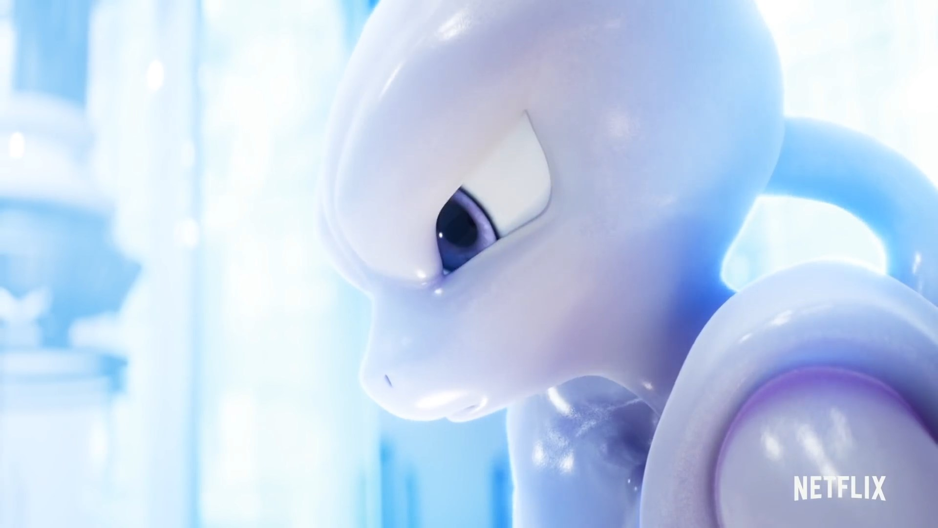 Pokémon: Mewtwo Strikes Back Evolution Trailer