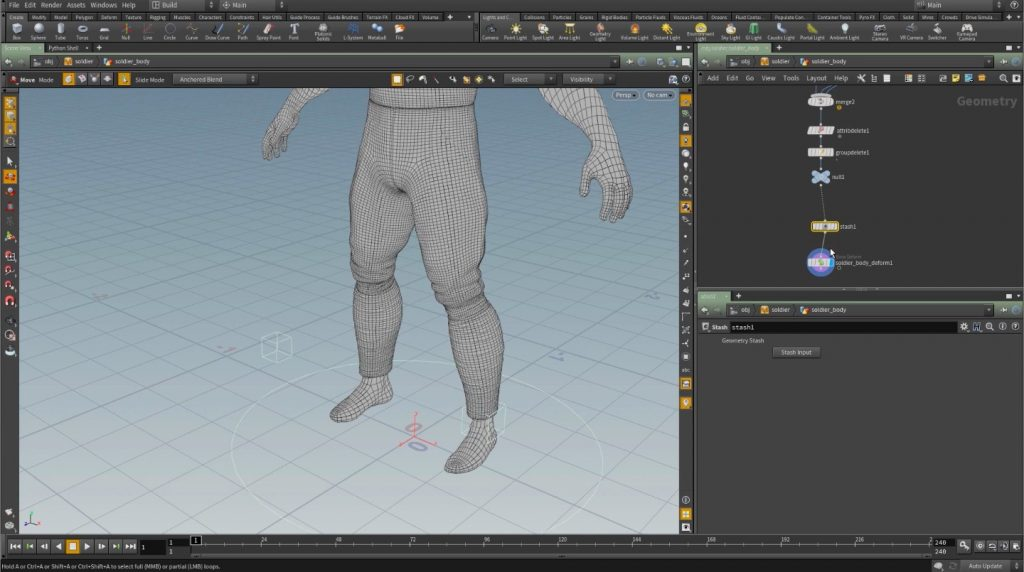 Rigging in Houdini