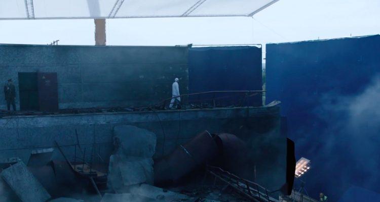 Making Of Chernobyl by DNEG