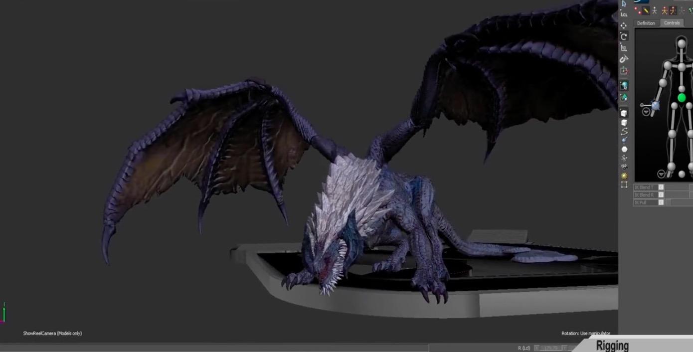 Making Of League of Legends AR Elder Dragon