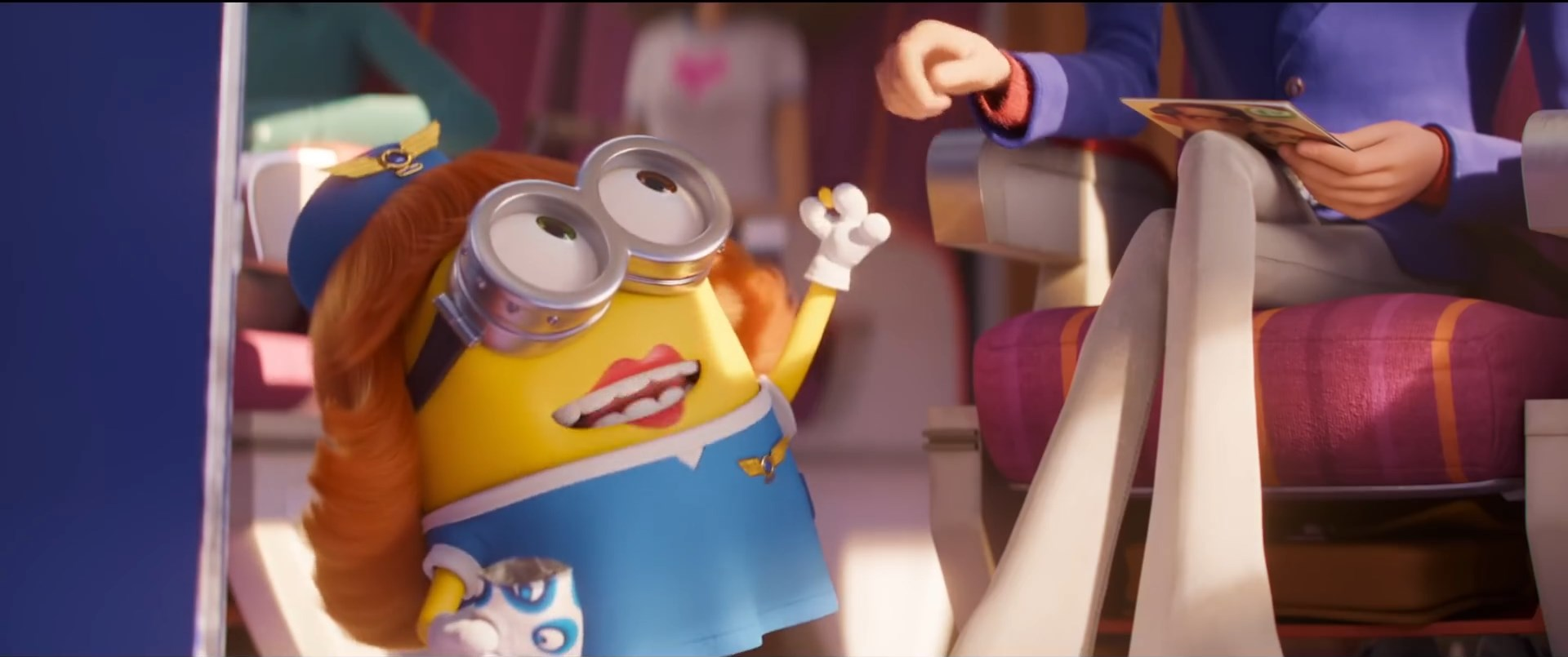 Minions: The Rise of Gru Superbowl Trailer