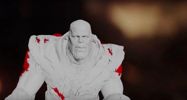 Avengers Endgame VFX Breakdown by Weta Digital