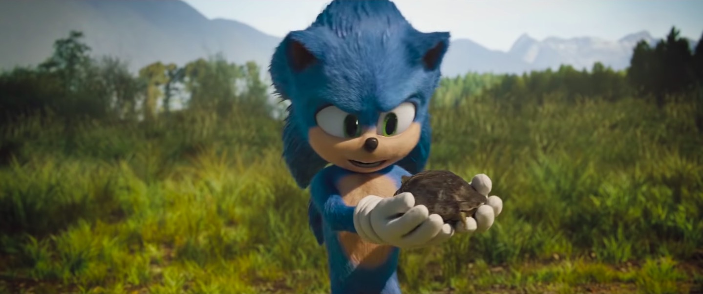 Sonic the Hedgehog Exclusive - First 8 Minutes