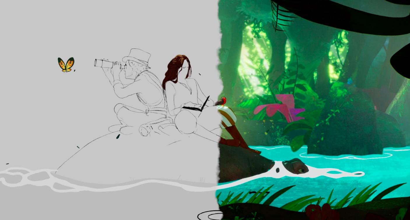 Making of Dolittle by Glassworks VFX