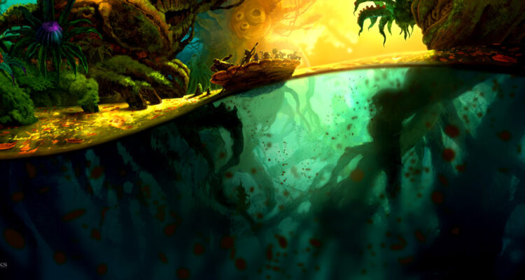 Concept Art For The Croods