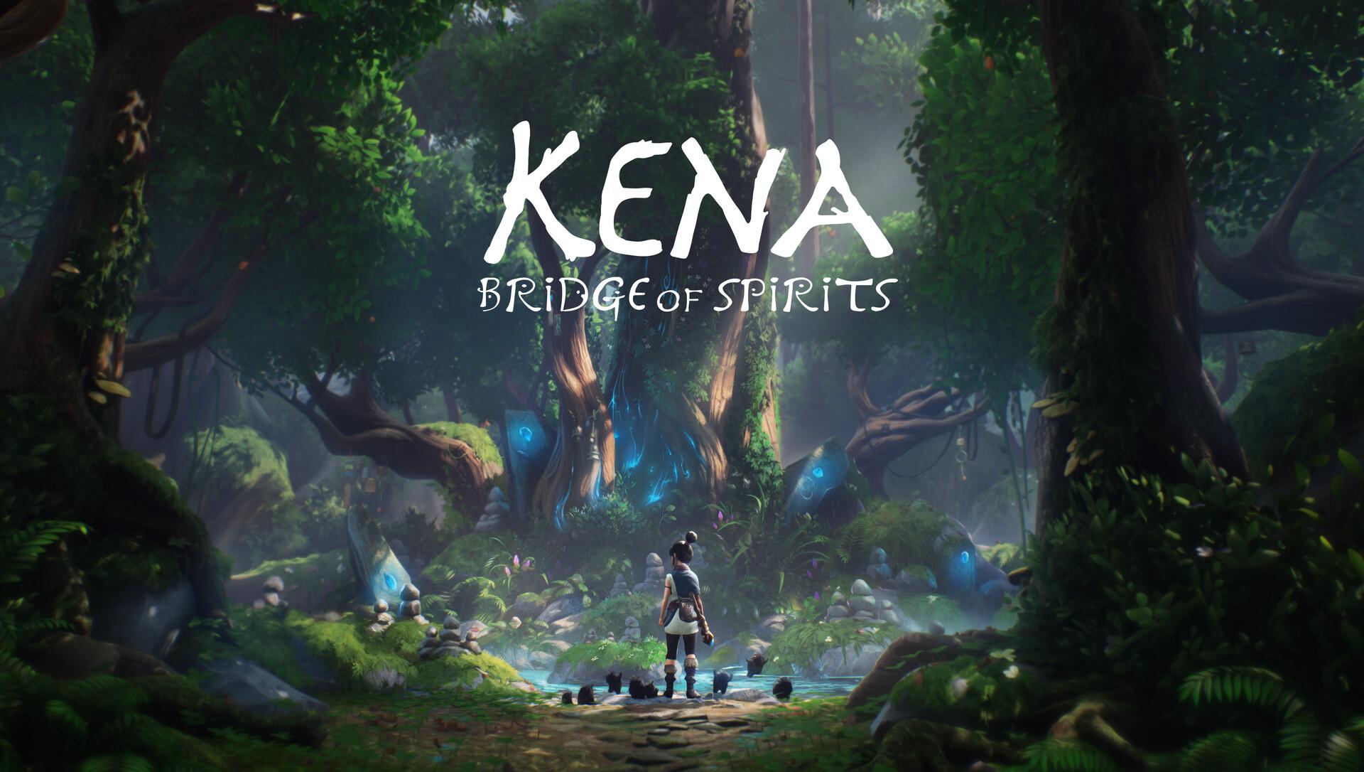 Kena Bridge of Spirits Concept Art