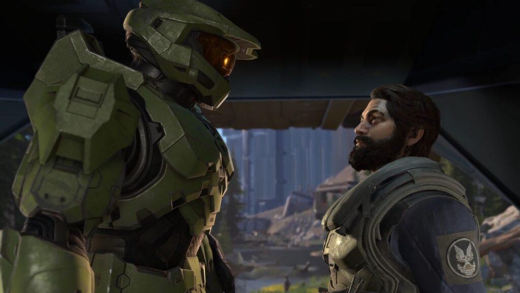 Halo Infinite Gameplay Trailer