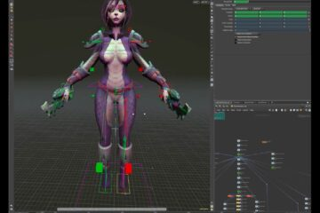 Character Animation in Houdini
