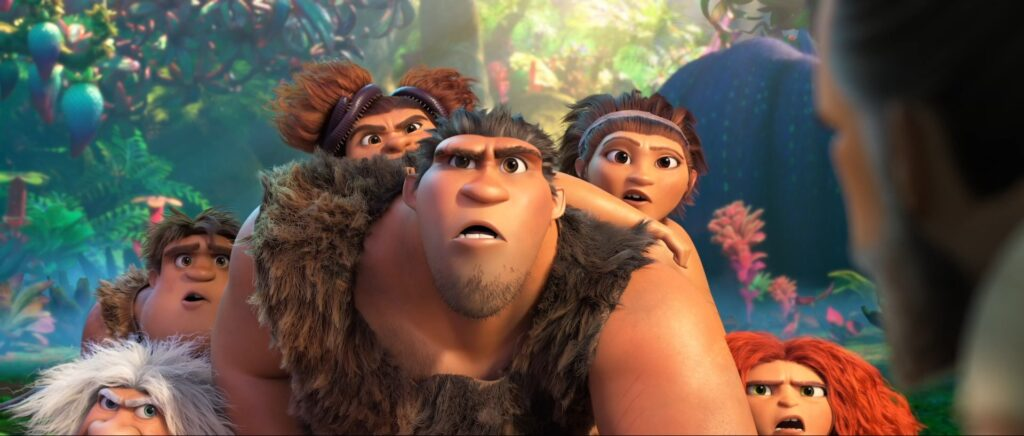 The Croods: A New Age Official Trailer