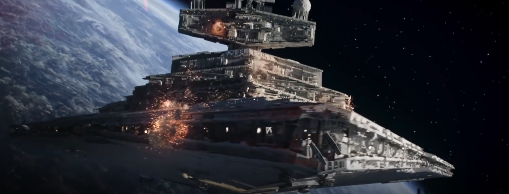 Star Wars Squadrons Hunted Trailer