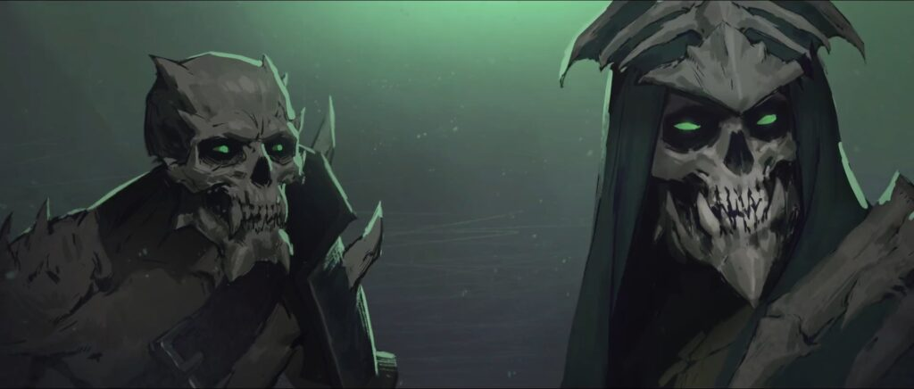 World of Warcraft Animated Short - Shadowlands Afterlives: Maldraxxus