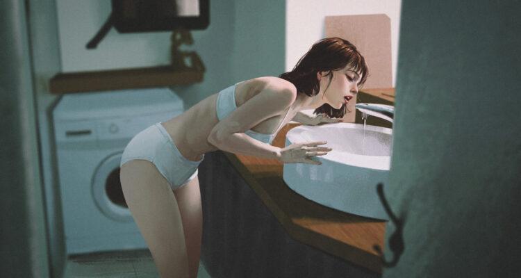 The Art of Rui Li