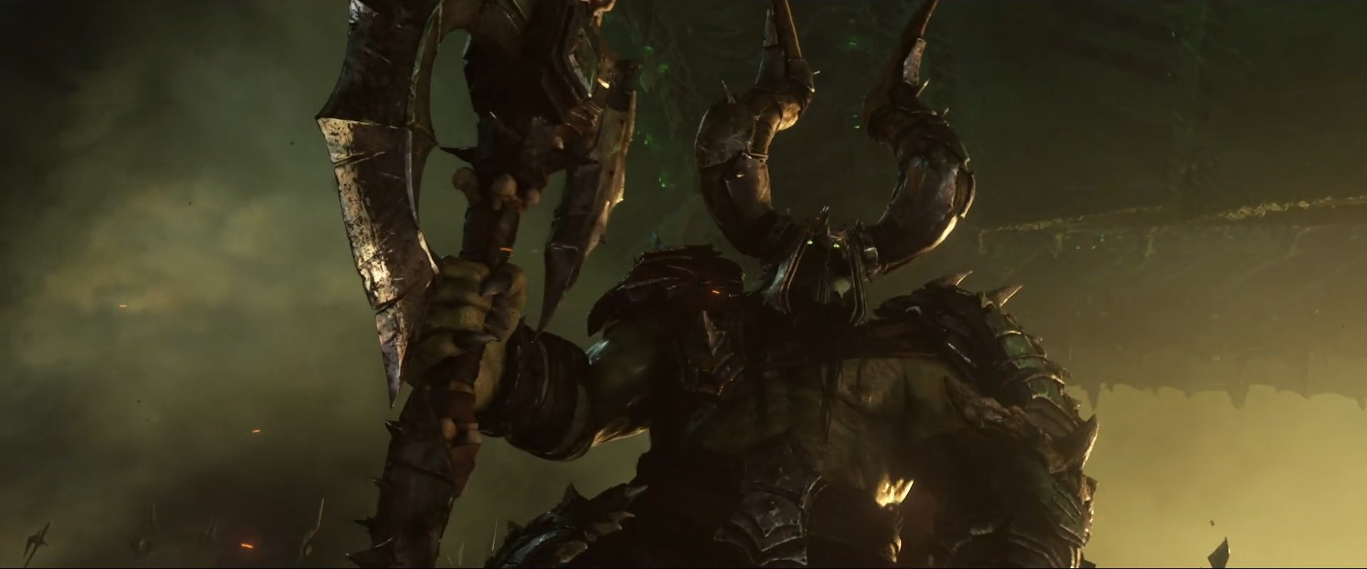 World of Warcraft Shadowlands Launch Cinematic: Beyond the Veil