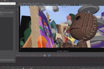 Sackboy A Big Adventure - Behind the Scenes by Axis Studio