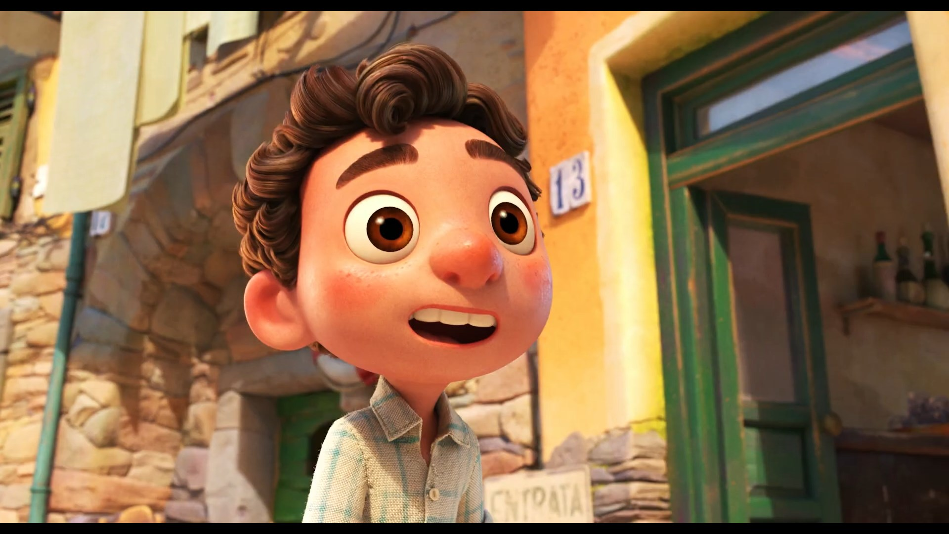 Pixar Luca First Trailer
